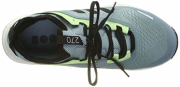 adidas Damen Terrex Agravic Flow W Cross-Trainer, Grau (Ash Grey S18/Core Black/Glow Green Ash Grey S18/Core Black/Glow Green), 37 1/3 EU - 7