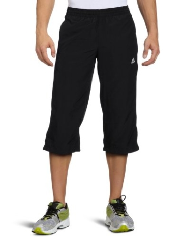 adidas Herren 3/4 Hose Essentials Pants, Black, S - 1