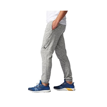 adidas Herren Pique Hose, Herren, Medium Grey Heather, XXL - 3