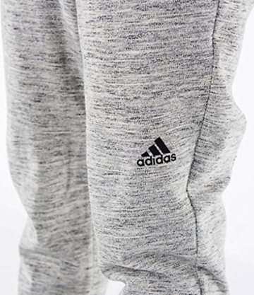adidas Herren Pique Hose, Herren, Medium Grey Heather, XXL - 4