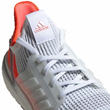 adidas Ultra Boost 19 M White Blue Tint Grey Two 46.5 - 5