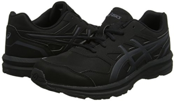 ASICS Damen Gel-Mission 3 Walkingschuhe, Schwarz (Blackcarbonphantom 9097), 40.5 EU - 5