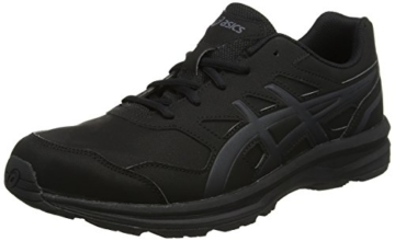 ASICS Damen Gel-Mission 3 Walkingschuhe, Schwarz (Blackcarbonphantom 9097), 40.5 EU - 1