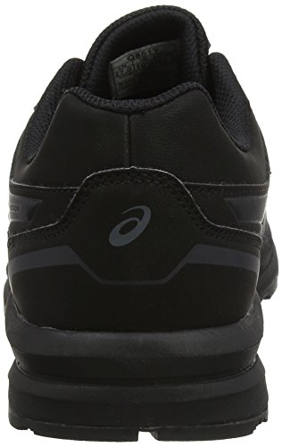 ASICS Damen Gel-Mission 3 Walkingschuhe, Schwarz (Blackcarbonphantom 9097), 40.5 EU - 3