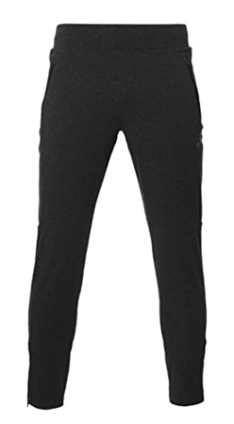 ASICS Knit Train Lange Hose, Herren XXL Schwarz (Performance Black Heather) - 1