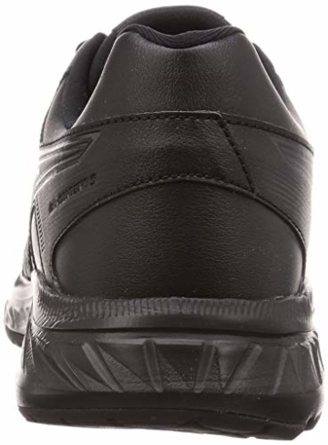 ASICS Mens Gel-Contend 5 SL Walking Shoe, Black/Graphite Grey, 43.5 EU - 3