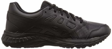 ASICS Mens Gel-Contend 5 SL Walking Shoe, Black/Graphite Grey, 43.5 EU - 6