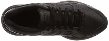 ASICS Mens Gel-Contend 5 SL Walking Shoe, Black/Graphite Grey, 43.5 EU - 7
