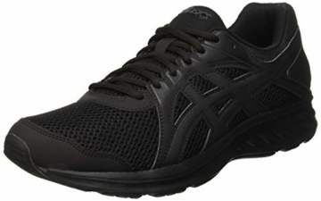 ASICS Mens JOLT 2 Trail Running Shoe, Black, 46 EU - 1