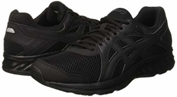 ASICS Mens JOLT 2 Trail Running Shoe, Black, 46 EU - 5