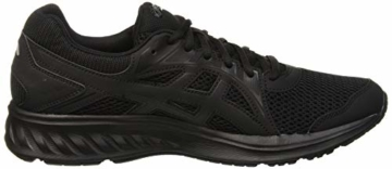ASICS Mens JOLT 2 Trail Running Shoe, Black, 46 EU - 6