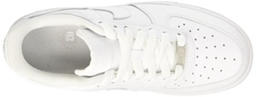 Nike Damen WMNS AIR Force 1 '07 Sneaker, Weiß (White/White), 40.5 EU - 13