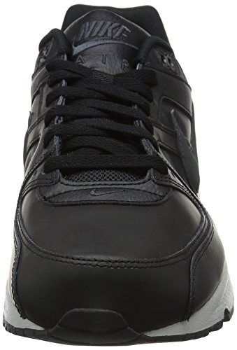Nike Herren Air Max Command Leather Turnschuhe, Schwarz (Black/Anthracite/Neutral Grey 001), 43 EU - 2