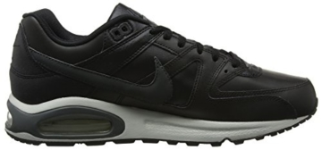 Nike Herren Air Max Command Leather Turnschuhe, Schwarz (Black/Anthracite/Neutral Grey 001), 43 EU - 11
