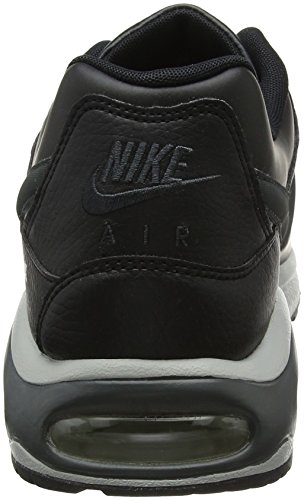 Nike Herren Air Max Command Leather Turnschuhe, Schwarz (Black/Anthracite/Neutral Grey 001), 43 EU - 3