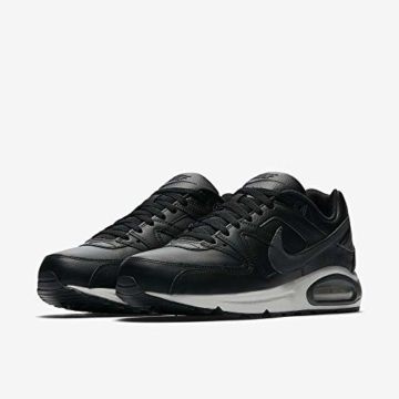 Nike Herren Air Max Command Leather Turnschuhe, Schwarz (Black/Anthracite/Neutral Grey 001), 43 EU - 4