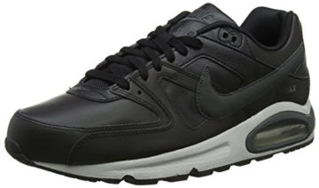 Nike Herren Air Max Command Leather Turnschuhe, Schwarz (Black/Anthracite/Neutral Grey 001), 43 EU - 1