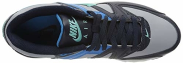 Nike Herren Air Max Command Traillaufschuhe, Mehrfarbig (Wolf Grey/Aurora Green-Blackened Blue 050), 40.5 EU - 7
