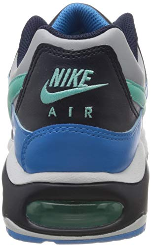 Nike Herren Air Max Command Traillaufschuhe, Mehrfarbig (Wolf Grey/Aurora Green-Blackened Blue 050), 40.5 EU - 3