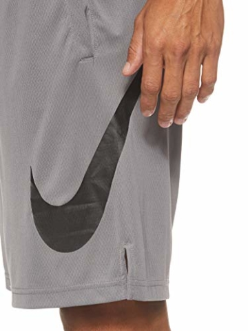 Nike Herren Dri-FIT Shorts, Gunsmoke/Black, L - 6