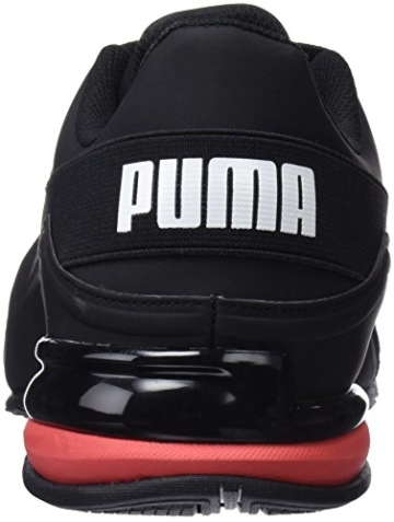 Puma Herren Viz Runner Cross-Trainer, Schwarz (Puma Black-Puma White/02), 43 EU - 3