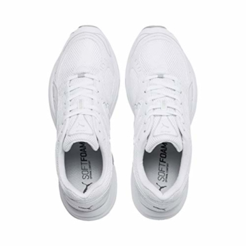 Puma Unisex Adulto Axis Zapatillas, White High Rise, 44 EU - 8